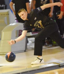 CHS Boys' Bowling vs. Taylor County – Jan. 16, 2019