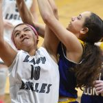 CHS girls' varsity basketball team defeats Washington County