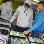 CHS fishing team hosts first 'shop and swap' event