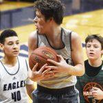 CHS Boys' Freshman and Junior Varsity Basketball vs. Hart County - Jan. 31, 2019