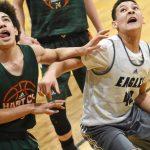 CHS boys' freshman, JV basketball teams take on Hart County