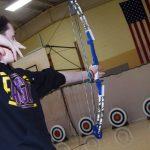 CMS, CHS Archery Team vs. Teachers - Feb. 1, 2019