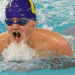 CHS swim team competes