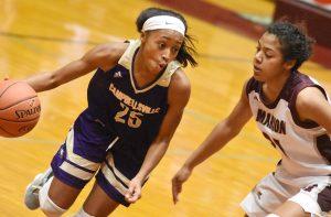 CHS Girls' Varsity Basketball vs. Marion County – 20th District Tournament – Feb. 20, 2019