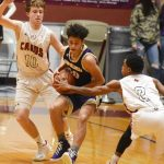 CHS boys' basketball team takes on Taylor County