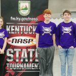 CMS, CHS archers compete at state NASP shoot