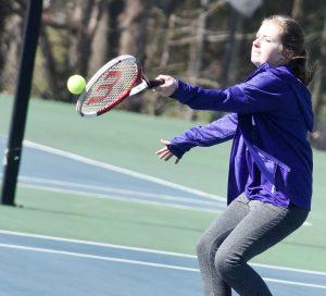 CHS Tennis vs. Glasgow, Taylor County – March 16, 2019