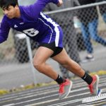 CMS, CHS track teams compete