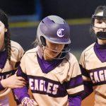 CHS softball team crushes Caverna