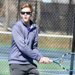 CHS tennis teams take on Grayson County