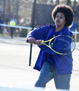 CHS Tennis vs. LaRue County – March 26, 2019
