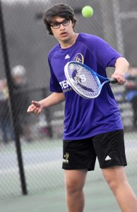 CHS Tennis vs. North Hardin – March 20, 2019