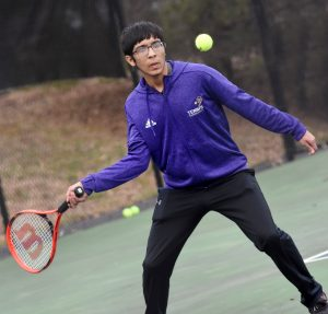 CHS Tennis vs. Green County – March 12, 2019