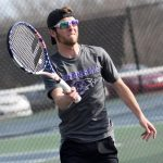 CHS Tennis vs. Bardstown - March 28, 2019