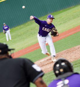 """CHS Baseball vs. Lyon County – All """"A"""" State Tournament – April 27, 2019"""