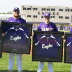 CHS senior baseball players honored