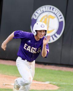 CHS Freshman Baseball vs. LaRue County – April 17, 2019