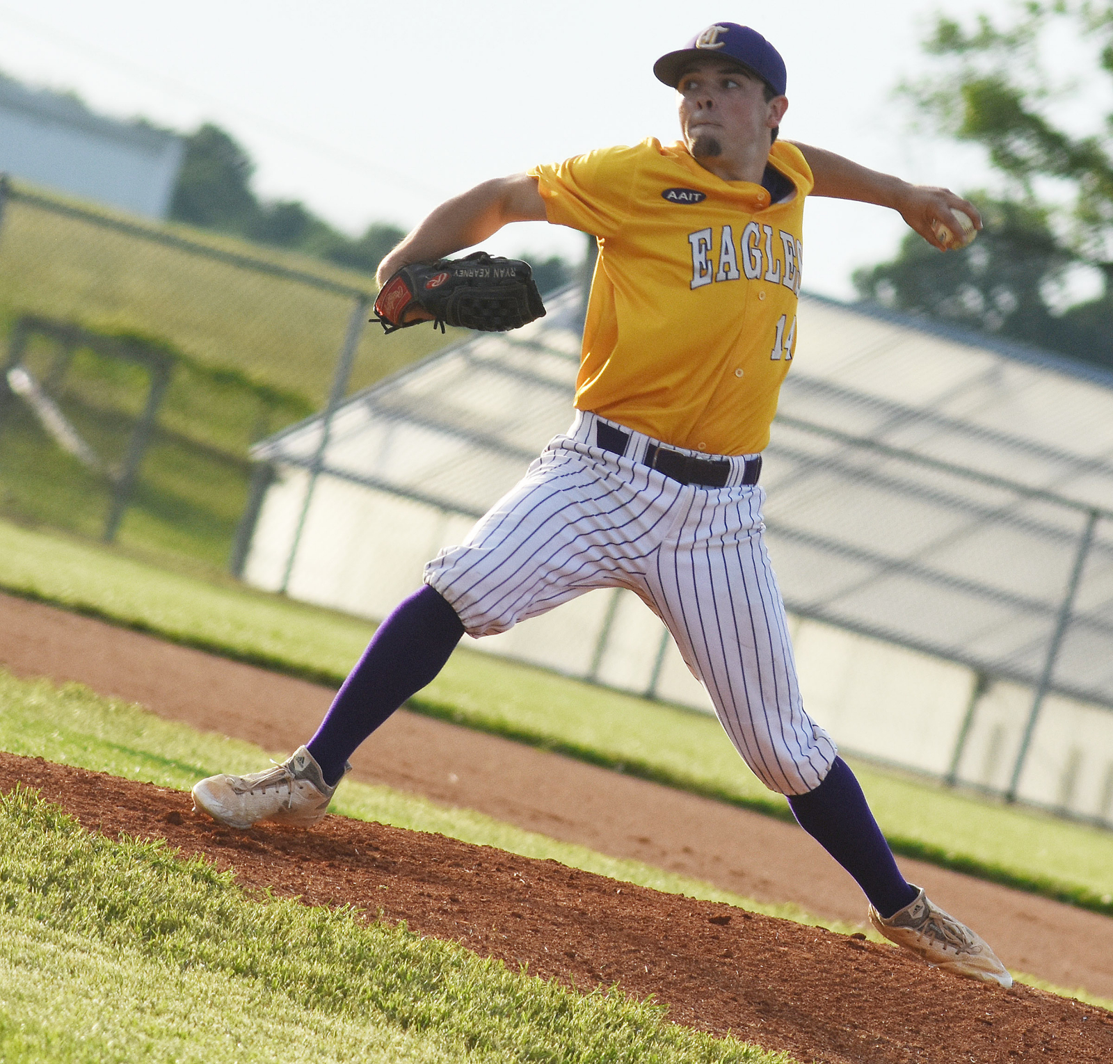 CHS baseball players receive accolades