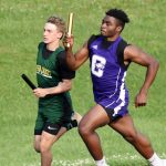 CHS track teams compete in Heartland Conference meet