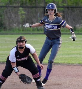 CHS Softball vs. Taylor County – April 23, 2019
