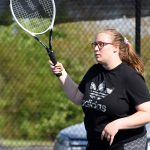 CHS Tennis vs. Marion County - April 26, 2019