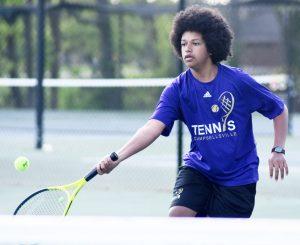 CHS Tennis vs. Marion County – April 26, 2019