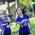 CHS Tennis vs. Adair County - April 29, 2019