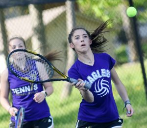CHS Tennis vs. Adair County – April 29, 2019
