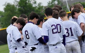 CHS Baseball vs. Pulaski County – May 11, 2019