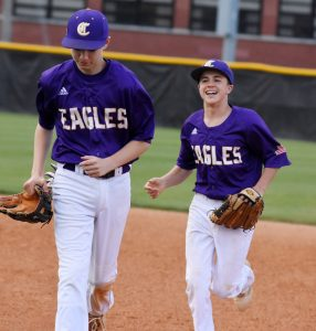 CHS Freshman Baseball vs. Russell County – May 15, 2019