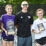 CHS tennis teams win big at Heartland Conference tournament