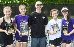 CHS Tennis – Heartland Conference Tournament – May 6-8, 2019