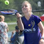 CHS Tennis - Region Tournament - May 17, 2019