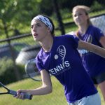 CHS tennis teams play in region tournament