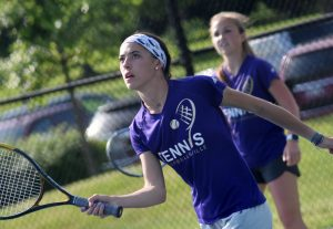 CHS Tennis – Region Tournament – May 17, 2019