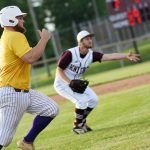 CHS Baseball vs. Marion County - 20th District Tournament - May 20, 2019