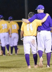 CHS Baseball vs. Marion County – 20th District Tournament – May 20, 2019