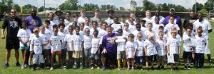 CHS Eagle Youth Football Camp – May 29 and 31, 2019