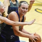 CHS girls' basketball team participates in CU camp