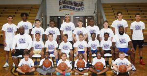 CHS Boys' Basketball Youth Camp – June 20 and 21, 2019