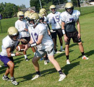 CHS Football Summer Practice – July 2019