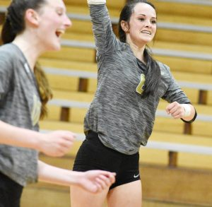 CHS Volleyball vs. Anderson County – Aug. 16, 2019