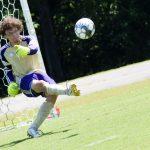 CHS soccer team battles Russellville