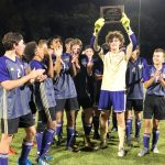 CHS soccer team wins fifth region All 'A' championship