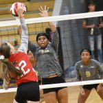 CHS Volleyball vs. Taylor County - Aug. 29, 2019