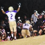 CHS football team battles Taylor County