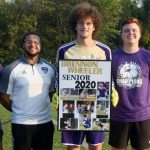 CHS senior soccer player honored