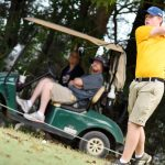 CHS boys' golf team competes in Heartland Conference