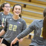 CHS Volleyball vs. Casey County - Sept. 9, 2019