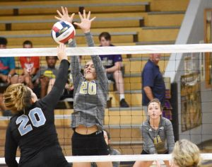 CHS Volleyball vs. Casey County – Sept. 9, 2019